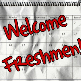 Five ways to have a horrible experience your freshman year