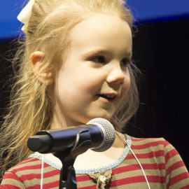 At 5, Girl Becomes Youngest To Qualify For National Spelling Bee