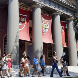 Justice Department Threatens To Sue Harvard In Admissions Probe