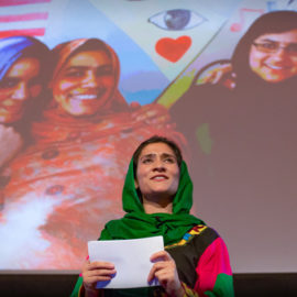 Shabana Basij-Rasikh: Under The Taliban, How Can A Girl Attend School Undercover?