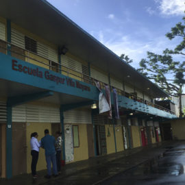 School Closures Loom In Puerto Rico As Enrollment Shrinks After Maria